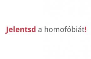 Report homophobia!