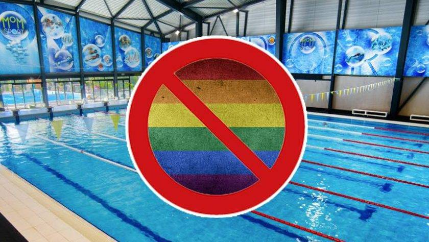 Highest Ever Fine Imposed On Swimming Pool Discriminating Against LGBTQ  Sports Club In Hungary