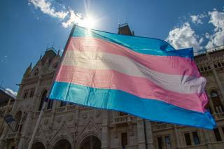 Kasznár Katalin - 24. Budapest Pride Felvonulás 2019